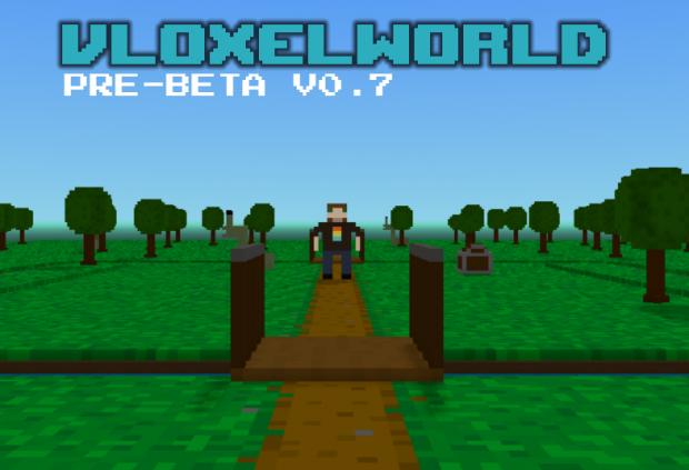 Vloxelworld Pre-beta 0.7