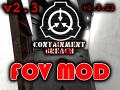 [1.3.11] SCP - CB Field of View (FOV) Mod v2.3