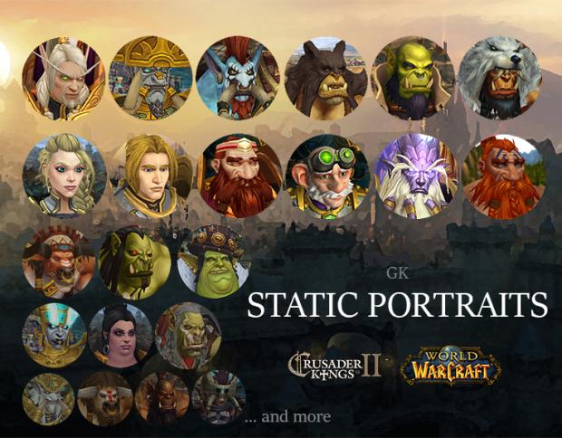 GK Static Portraits