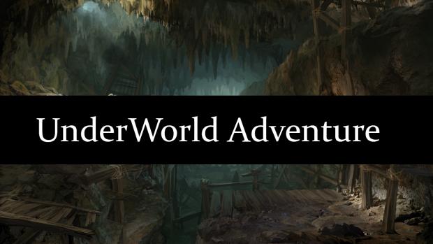 UnderWorld Adventure v0.0.4