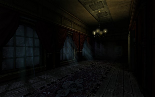 Mystery V 1.1 (still Demo!)
