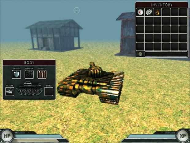 Tank - Update 2