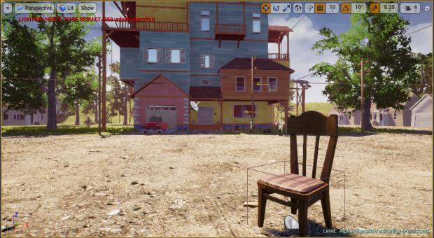 Hello Neighbor (New Modkit Fix)