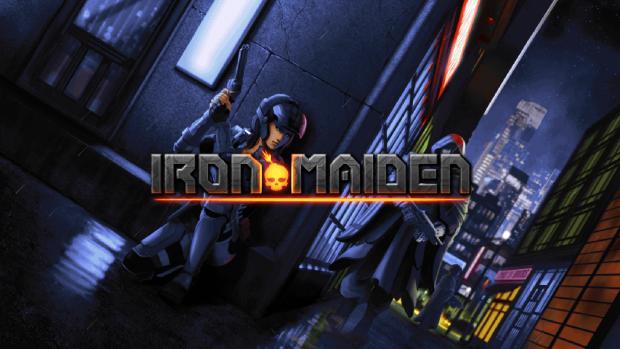Iron Maiden Title