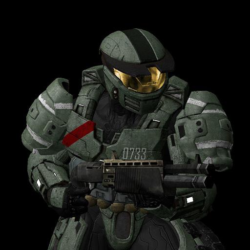 Halo Wars Mark IV Playermodel