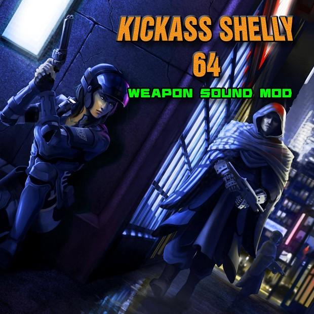 Kickass Shelly 64