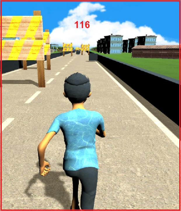 3D RUNNER