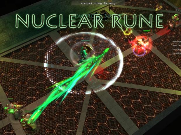 Nuclear Rune demo 13.9.2019