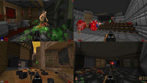 UAC-M2 (Doom 2)