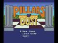 Pillars of Dust