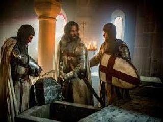 Revenge of the Arber against the Crusaders
