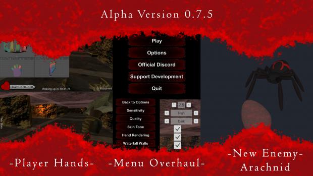 Oneiro Version 0.7.5