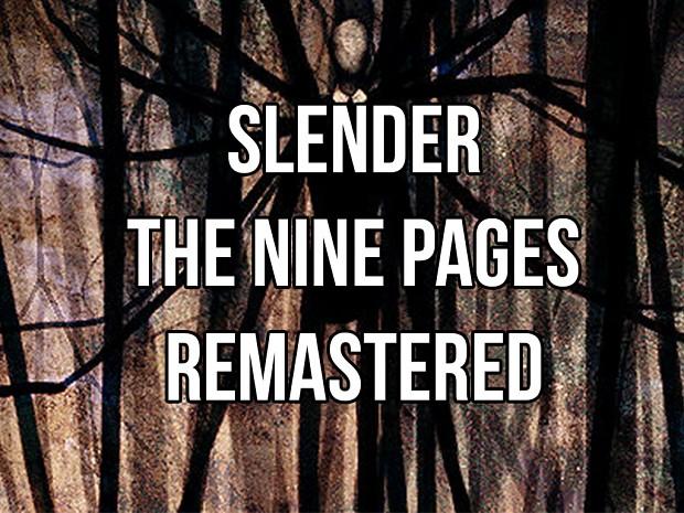 Slender: The Nine Pages v1.4 for Linux