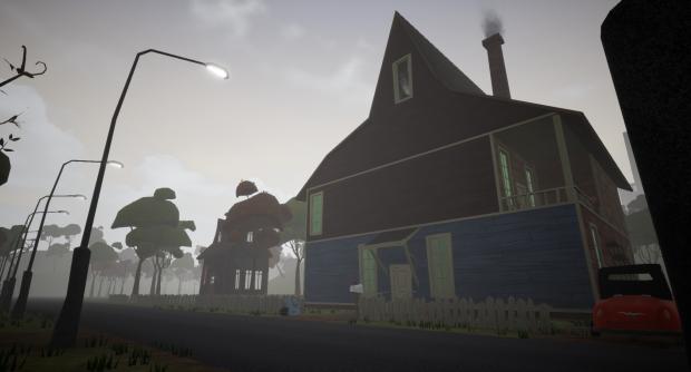 Raven Town Mod