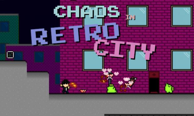 Chaos in Retro City