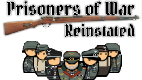 [OUTDATED] Prisoners of War - Reinstated  Beta 1.8.1