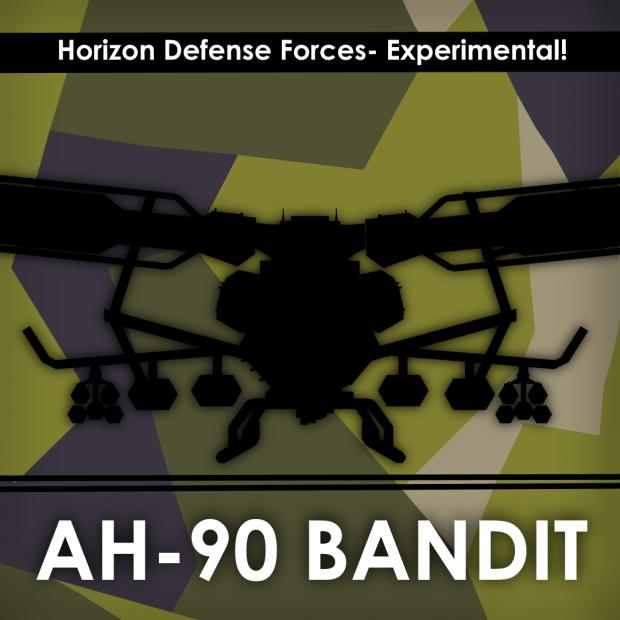 AH-90 Bandit [Horizon Defense Forces]