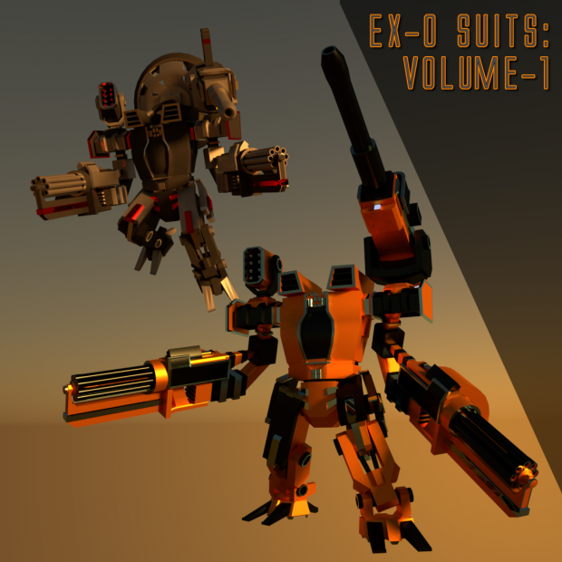 EX-0 Suits: Volume-1