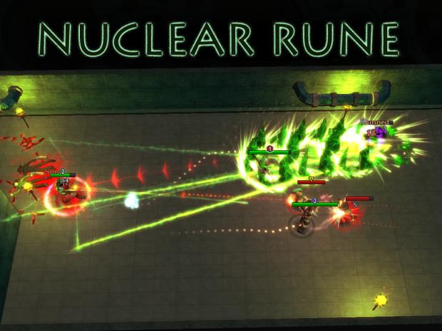 Nuclear Rune demo 20.10.2019