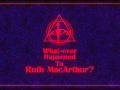 What-ever Happened to Ruth MacArthur v1.1.0 Installer