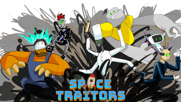 Space Traitors - Host Game