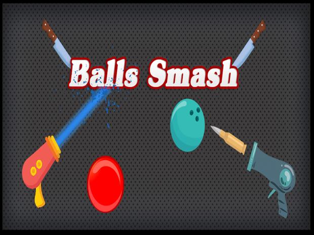 Balls Smash 2d Platform Mobile Game
