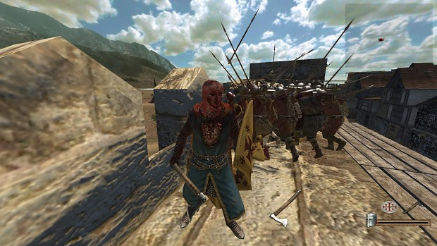 Unoficial patch for Sands Of Faith mod