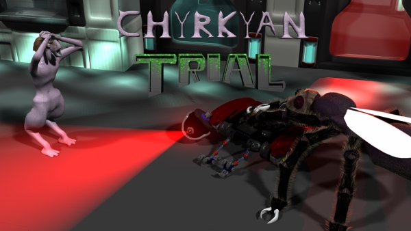 Chyrkyan Trial 2 DEMO