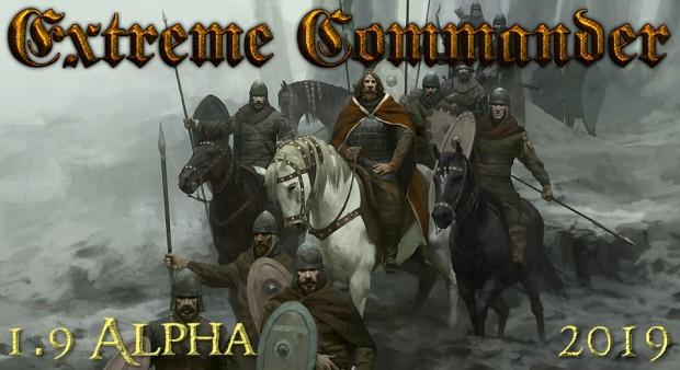 Extreme Commander Patch 1.9 Alpha