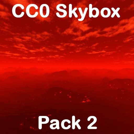 CC0 Skybox Pack 2
