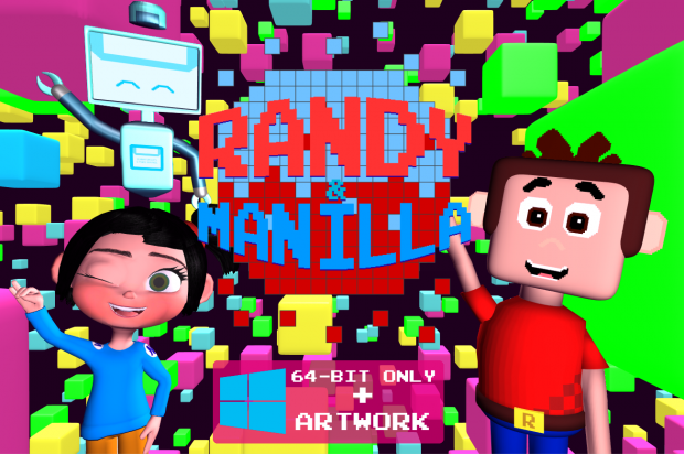 Randy & Manilla - Alpha Demo (64-Bit only + Artwork)