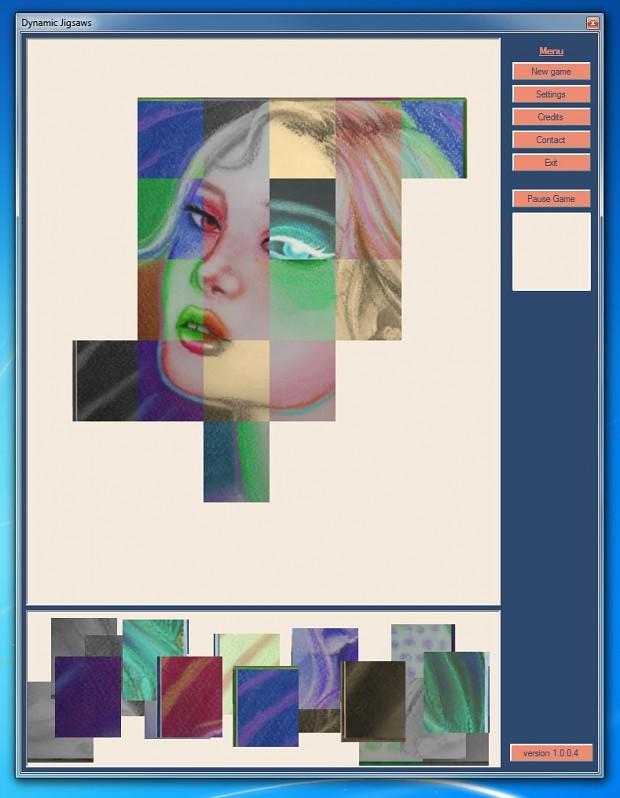 Dynamic Jigsaws version 1.0.0.4