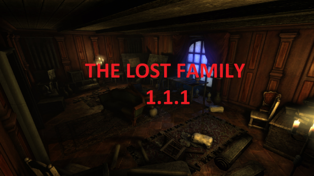 The Lost Family - Remastered 1.1.1 (Old Version)