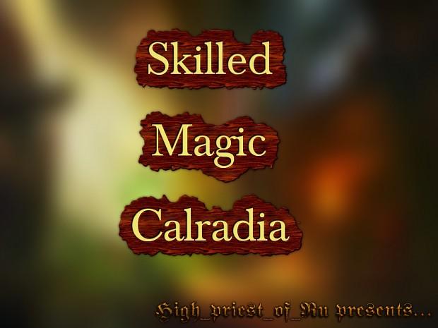[WB 1.172] Skilled Magic Calradia v.1.0.1