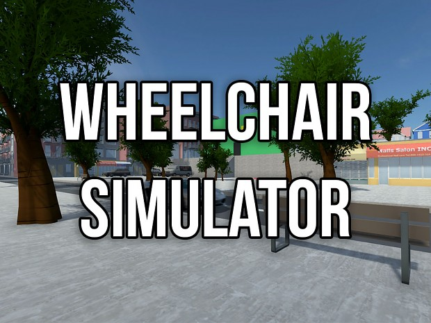 Wheelchair Simulator v1.2