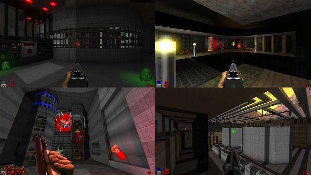 UAC-M3 (Doom 2)