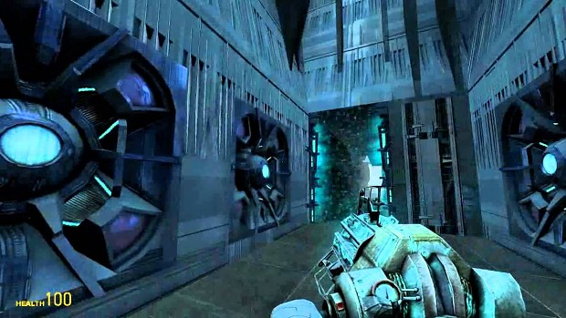 Half-Life 2 Maps - (Gmod)