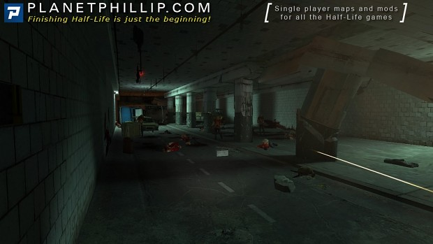 Half-Life 2 Episode 1 Maps (Gmod)