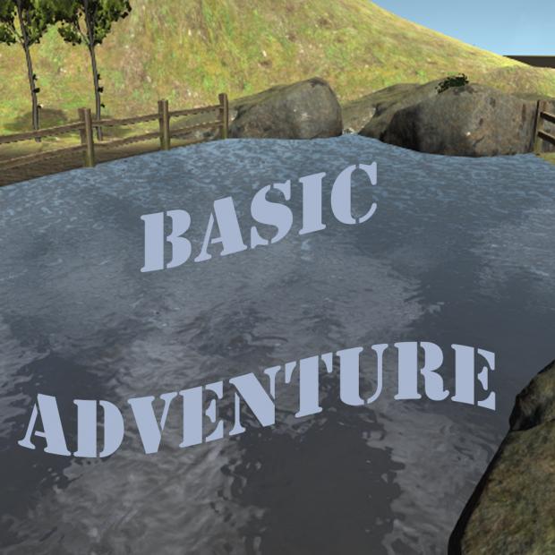 Basic Adventure Pre Alpha 0.0.2