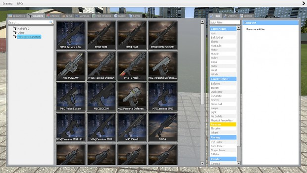 Halo Reach Weapons (Gmod 13)