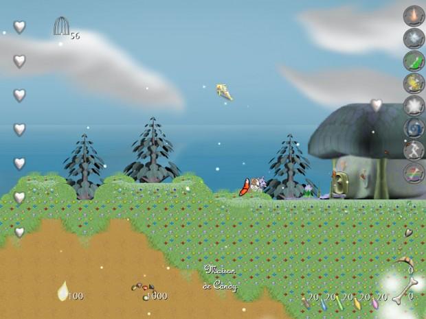 Candy World Adventure IV v12.27