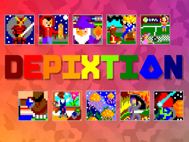 Depixtion Demo (Mac)