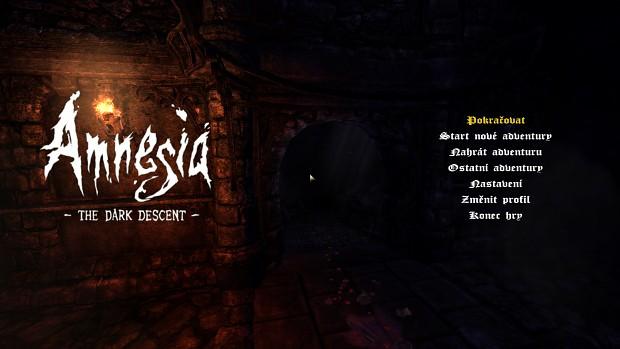 Venture in the Dark - Czech Translation