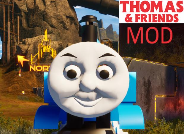 Thomas The Train Mod Version 1.0 Downlaod