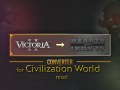 Vic2 to HOI4 converter for Civilization World mod