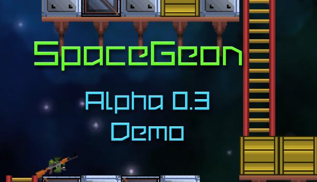 SpaceGeon Alpha.0.3 Demo