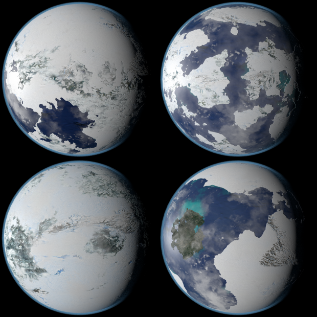 Snow Planet Pack 01