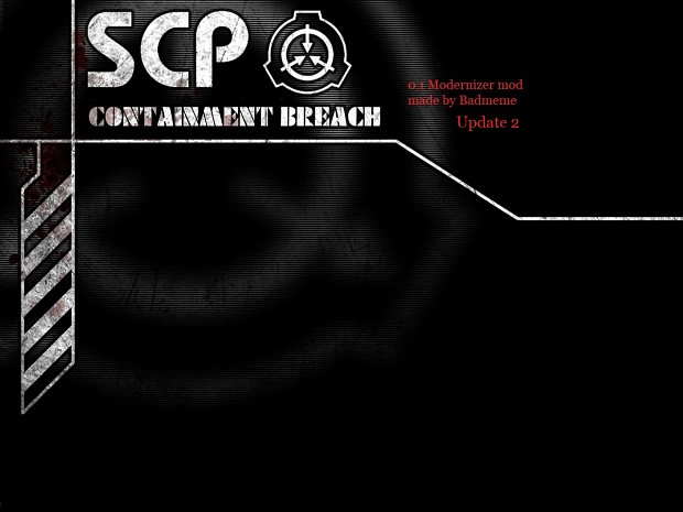 SCP v0 1 modernizer Update 2