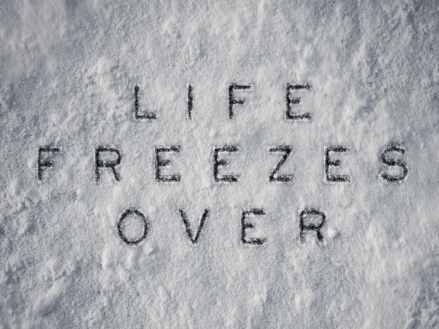 Life Freezes Over - Version 1.0.1