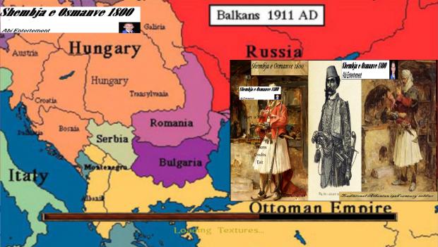 Shembja e Osmanve 1800